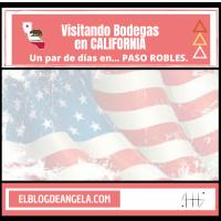 Visitando bodegas en California