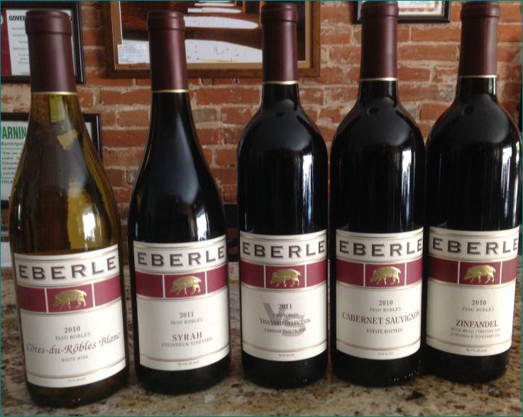 Vinos Eberle